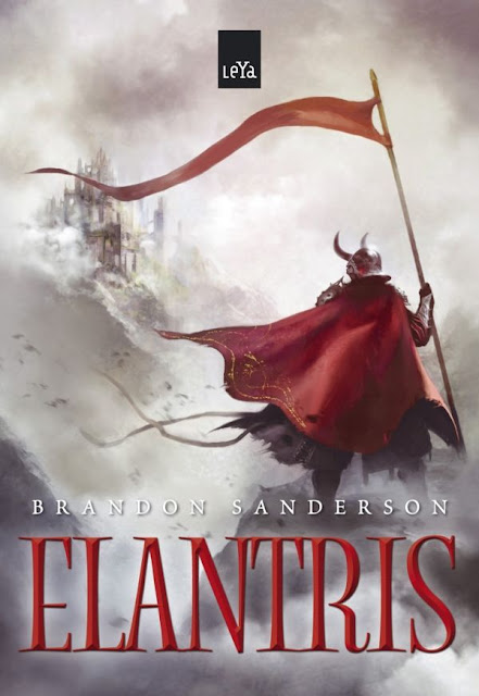 Elantris Brandon Sanderson