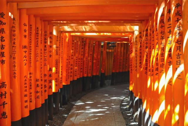 JAPAN, HIP LAND MET EEN TRADITIONELE ZIEL (1)