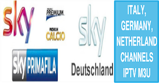 Sky Italy Germany Premium cinema RTL NL npo mix playlist