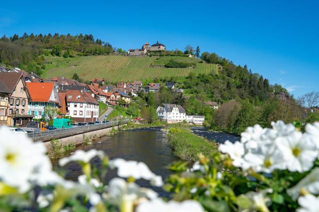Premiumwanderweg Murgleiter | Etappe 2 von Gernsbach nach Forbach | Wandern nördlicher Schwarzwald 13