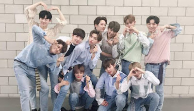 Penyanyi Dunia Wanna One