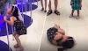 (Video) Budak 5 tahun terkena renjatan elektrik selepas sentuh besi perhiasan di pusat beli-belah