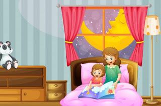 manfaat membacakan dongeng pada anak