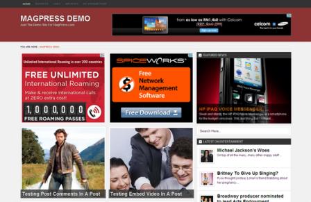 Bigone Free WordPress Theme