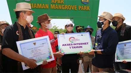 Desa Apar Masuk Nominasi 50 Besar ADWI