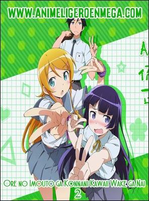 Ore no Imouto ga Konnani Kawaii Wake ga Nai S2: Todos los Capítulos (13/13) + ONA (03/03) [Mega - MediaFire - Google Drive] BD - HDL