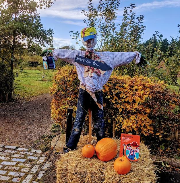Preston Park Scarecrow Trail