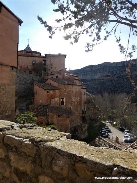 los mejores miradores de Albarracín
