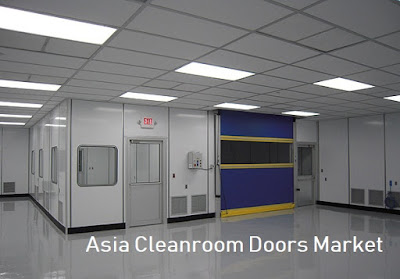 Asia-Pacific Cleanroom Doors Market