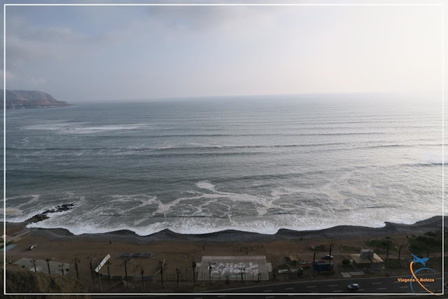 Lima, a cidade onde nunca chove!