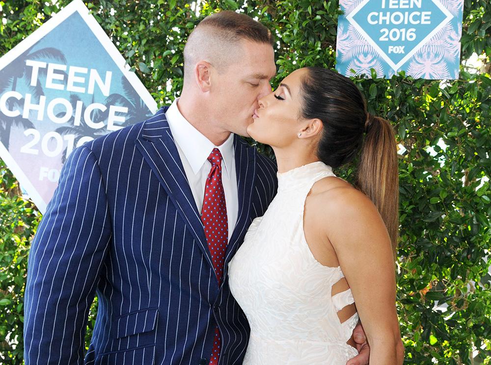 John Cena & Nikki Bella's Hottest Couple Moments