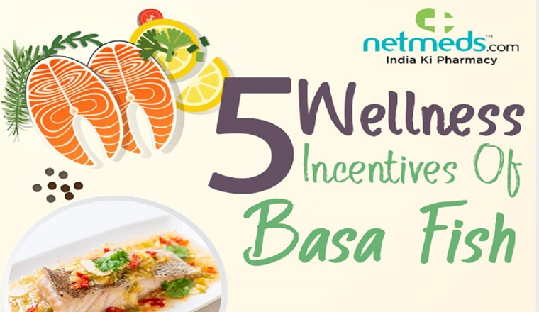 5 Incredible Benefits Of Basa Fish For Overall Health #infographic