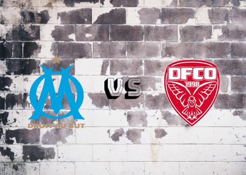 Olympique Marseille vs Dijon FCO  Resumen