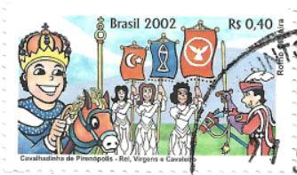 Selo, Cavalhadinha de Pirenópolis, Rei