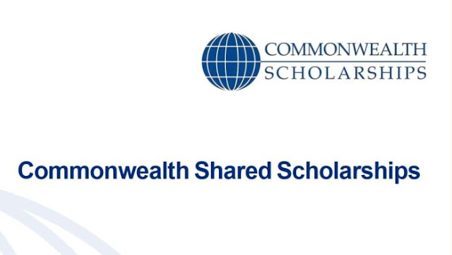 Commonwealth Shared Scholarships For Students from Developing Countries 2021