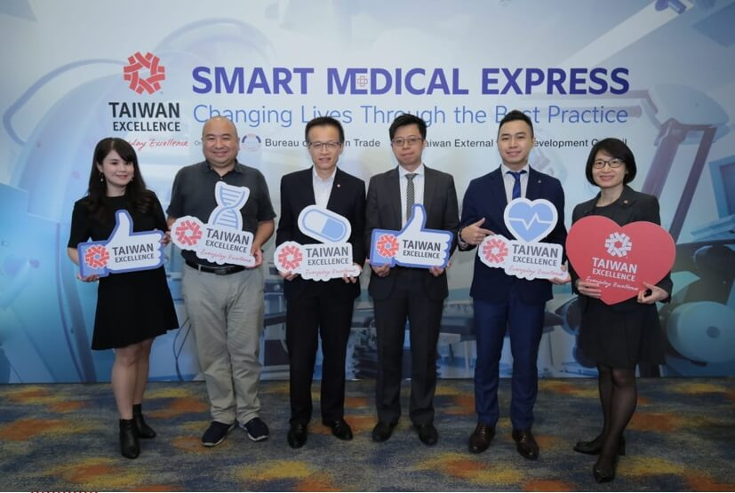 Taiwan Excellence Hosts Series of Webinars Highlighting Smart Medical Products