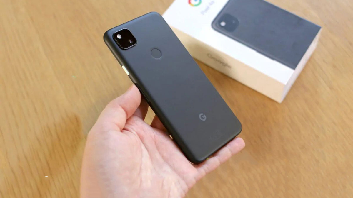 مراجعة Google Pixel 4a