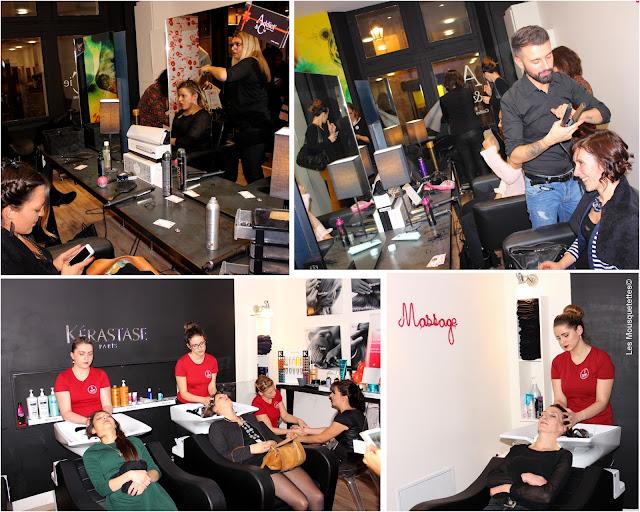 Weleda Bioty Tour à Nancy salon de coiffure Addict & Cie - Atelier Coiffure et Massage - Les Mousquetettes©