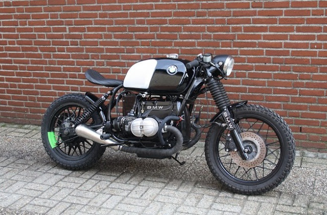 BMW R80 By 14 Cycles Hell Kustom
