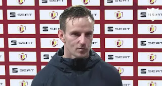 Rakitic warns Sevilla over 'difficult' return leg at Camp Nou