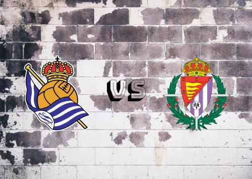Real Sociedad vs Real Valladolid  Resumen