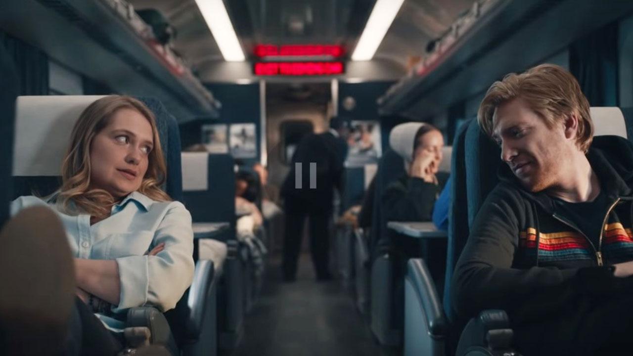 Merritt Wever y Domhnall Gleeson protagonizan Run en HBO