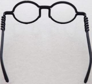 3D Yazıcı ürünü gözlük