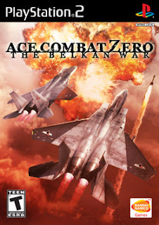 Ace Combat Zero: The Belkan War PS2 ISO