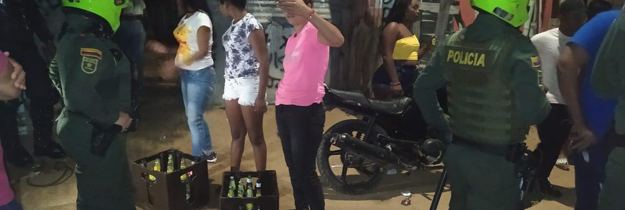 hoyennoticia.com, 125 comparendos impuso en La Guajira la Policía