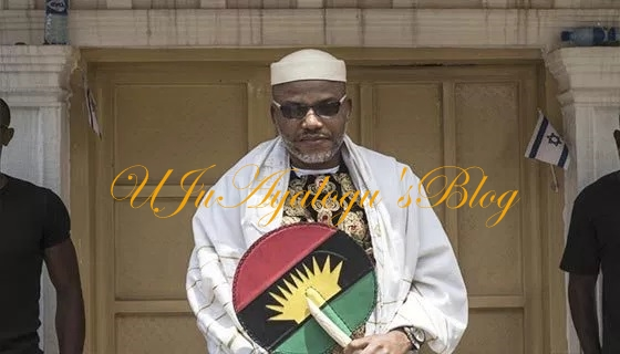 "COVID-19: ""Even Enemies Will Benefit From My Food Palliatives"" – Nnamdi Kanu Says, Distributes Items"