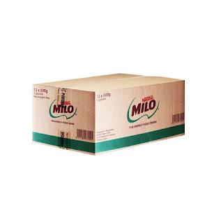 Milo Active Go Refill 500g x 12