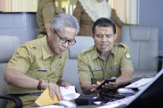 Ridwan Kamil Apresiasi Indramayu Tanggap Covid 19