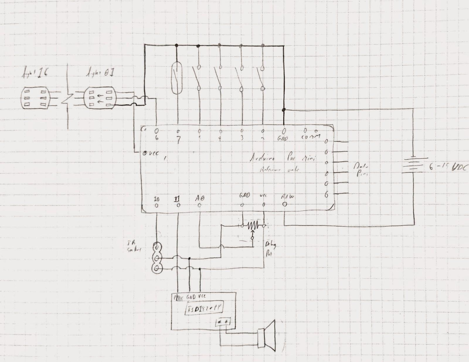 Clone Arduino Mini Pinout | Wiring Diagram Database