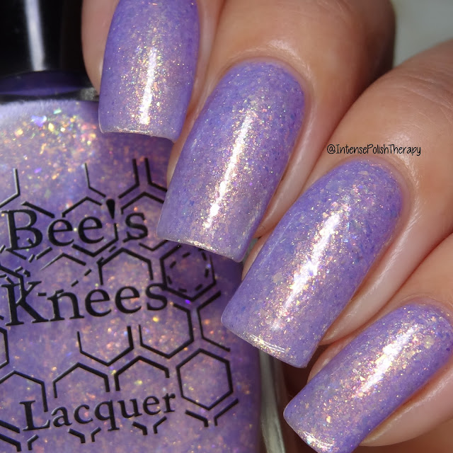 Bee's Knees Lacquer - A Better Strength