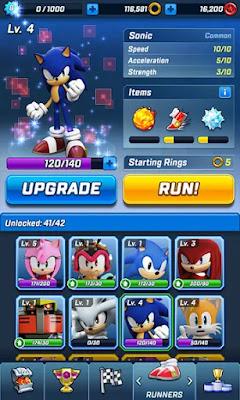 Screenshot Sonic Forces