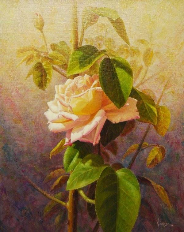 cuadros de flores en naturaleza viva adolfo crdoba mlaga espaa