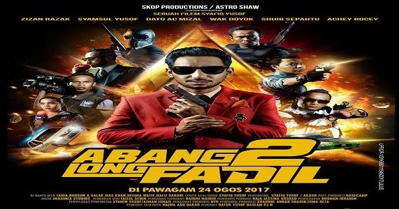 Nonton Abang Long Fadil 2 (2017) Film Streaming Download