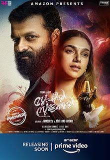 Sufiyum Sujatayum First Look Poster 2