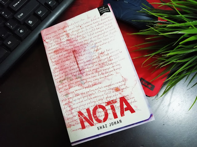 Review Novel Nota by Shaz Johar