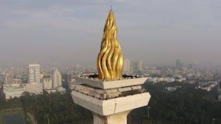Malas Ladeni Denny Siregar, Geizh Sebut Emas Monas dan Pesawat Pertama Itu dari Aceh