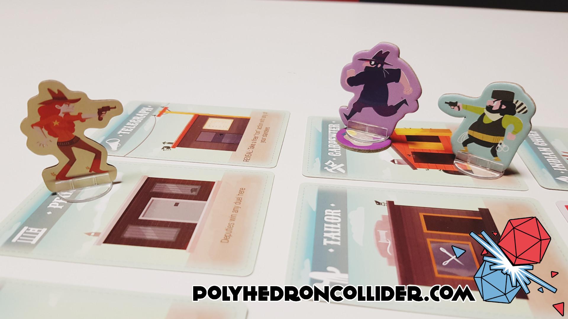Polyhedron Collider Cactus Town Review - The Escape