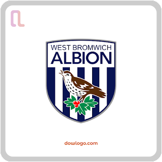 Logo West Bromwich Albion Vector Format CDR, PNG