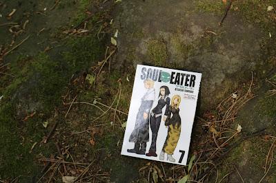 Atsushi Ohkubo - Soul Eater t.7