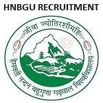 HNBGU Professor Recruitment