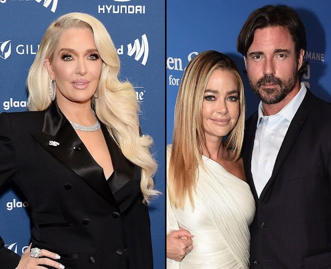 "Erika Girardi Opens Up About Confronting Denise Richards' Husband Aaron Phypers And Explains Why She 'Purposely' Waited For Denise To Leave; Says It ""Was A Conscious Choice On My Behalf, Because I Wanted To Talk To Him And Not Have Her In There"""
