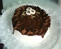 bolo de brigadeiro