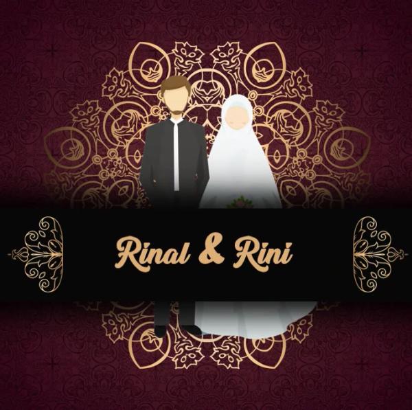 Download Template Preset Undangan Pernikahan Ppt Gratisss Teh Goyang