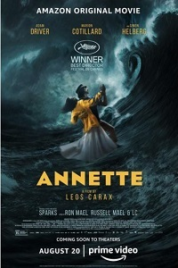 Annette Movie Review