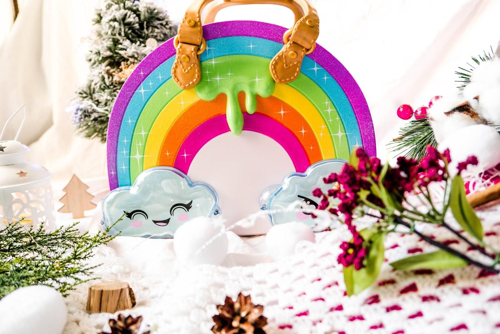 Poopsie Surprise - Kuferek z akcesoriami do tworzenia Slime - Chasmell Rainbow