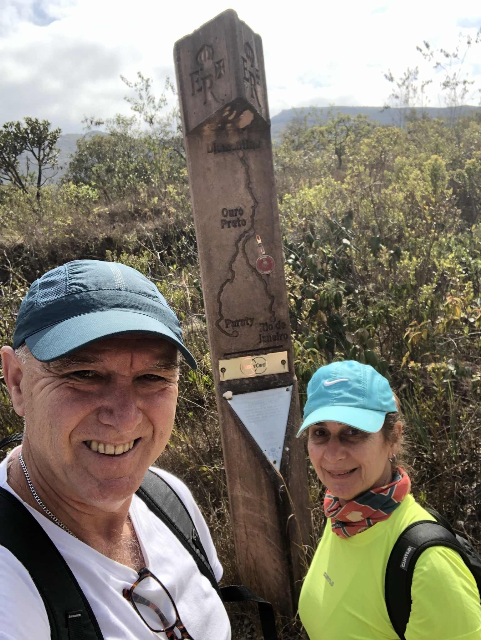 Trilha Chapada X Lavras Novas - Ouro Preto-MG